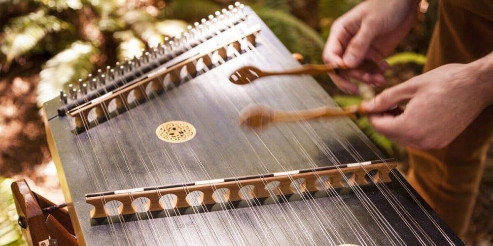 揚琴教學的專業服務