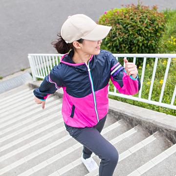 全身持久力として体力をつける運動