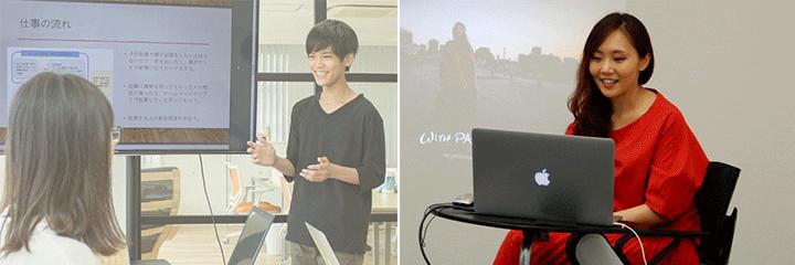 感覚過敏研究所所長・加藤路瑛くん(左)、女医Youtuber・みおしん先生(右)