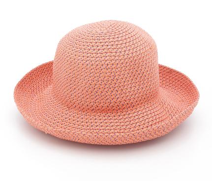 畳めてサイズ調整できる帽子