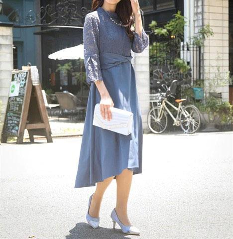 ぽっちゃりさんにオススメ!結婚式・お呼ばれ服・コーデ(ドレス