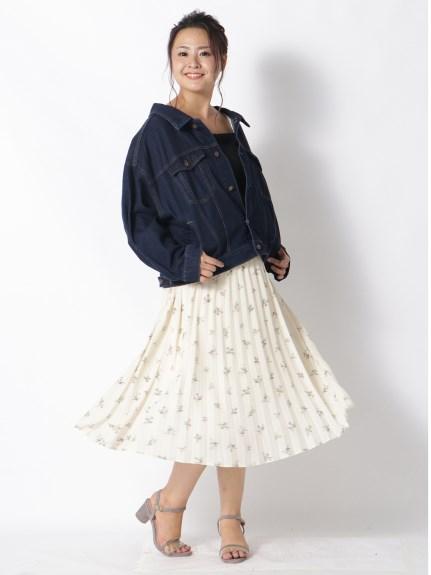 身長低めのぽっちゃりさんにおすすめの秋冬アイテム・コーデ 羽織ものはショート丈がバランスがとりやすい