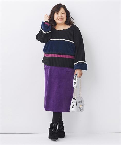40代・アラフォーママ友会・女子会おすすめのスカートスタイルコーデ