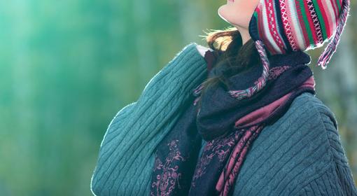 脱モコモコ!機能性アイテムを使ったぽっちゃりさんの着太りしない防寒コーデで真冬を乗り切る