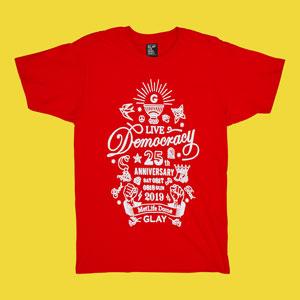 よいTシャツ(赤)