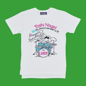 トシの闇営業Tシャツ(白)