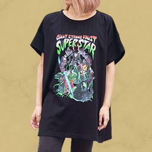 HISASHI×SUSHiO×Candy Stripper 25th anniv. コラボTシャツ