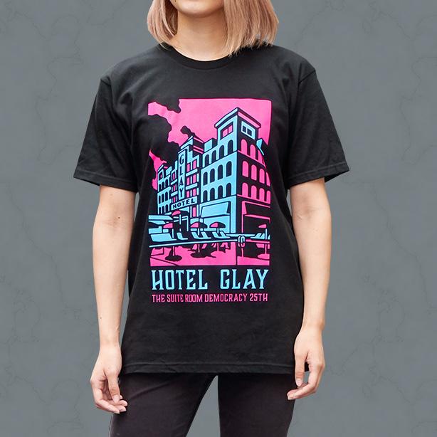 MYSTERY Tシャツ