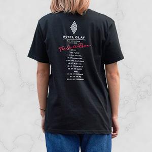 SQUARE LOGO Tシャツ