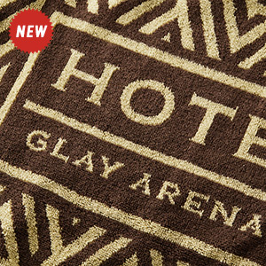 HOTEL GLAY ジャガードフェイスタオル