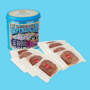 ZURAのお菓子ギフト(ブルー/ラスク)