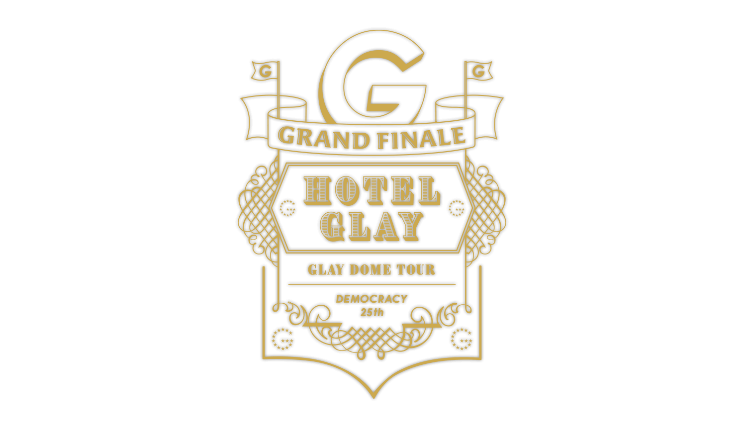 HOTEL GLAY GRAND FINALE 2020 OFFICIAL GOODS