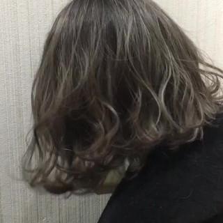ミディアム 外国人風 ナチュラル 大人かわいい ヘアスタイルや髪型の写真・画像