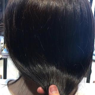 秋ブラウン ミルクティーブラウン ミディアム 秋冬スタイル ヘアスタイルや髪型の写真・画像