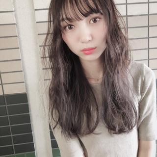 外国人風カラー 外国人風 3Dハイライト 外国人風フェミニン ヘアスタイルや髪型の写真・画像