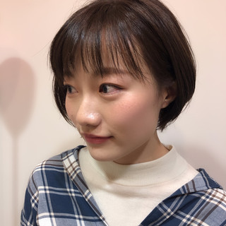 2019SS★人気暗髪ヘアカラー★HAIR BOOK