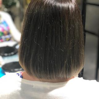 ナチュラル ヘアカラー デート グラデーションカラー ヘアスタイルや髪型の写真・画像