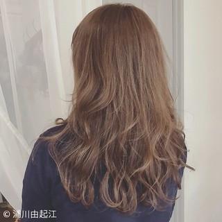 エレガント グラデーションカラー デート 大人かわいい ヘアスタイルや髪型の写真・画像