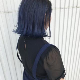 暗髪 ナチュラル カラーバター ダブルカラー ヘアスタイルや髪型の写真・画像