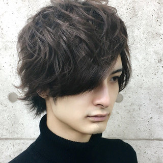 ショート ストリート 無造作 ボーイッシュ ヘアスタイルや髪型の写真・画像 | シンディー(店長)/shinji / hair make salon Revier