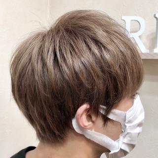 村瀬隆之さんのヘアスナップ