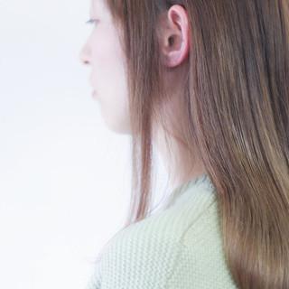 ナチュラル ラベンダー ラベンダーグレージュ ラベンダーピンク ヘアスタイルや髪型の写真・画像
