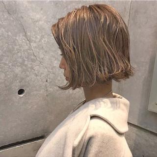 冨樫美沙さんのヘアスナップ