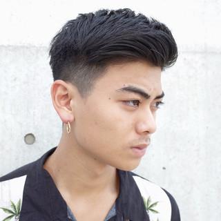 メンズショート ストリート ショート メンズ ヘアスタイルや髪型の写真・画像