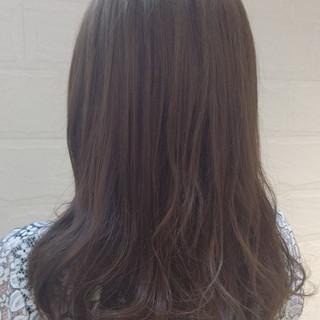 似合わせ ロング ゆるふわ 透明感 ヘアスタイルや髪型の写真・画像