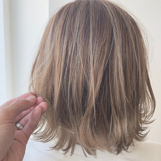 パーマ ボブ モテボブ ボブ ヘアスタイルや髪型の写真・画像