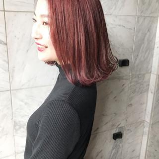 ブリーチ ヘアアレンジ ハイライト ハイトーンカラー ヘアスタイルや髪型の写真・画像