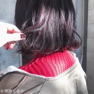 艶髪 ラベンダーピンク ラベンダーアッシュ ピンクブラウン ヘアスタイルや髪型の写真・画像