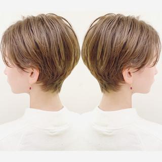 エレガント オフィス アウトドア デート ヘアスタイルや髪型の写真・画像