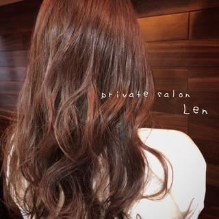 デート モテ髪 ナチュラル 秋冬スタイル ヘアスタイルや髪型の写真・画像