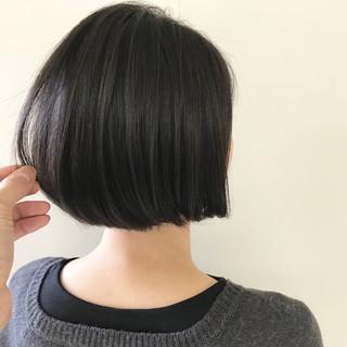 ワンカール ナチュラル 大人女子 ボブ ヘアスタイルや髪型の写真・画像