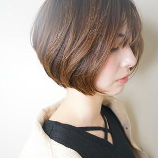 小顔 かっこいい 似合わせ ナチュラル ヘアスタイルや髪型の写真・画像