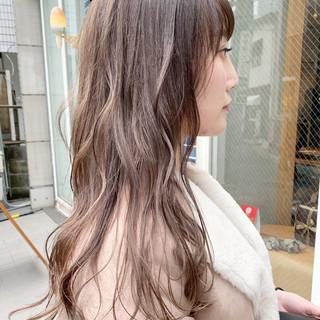 ナチュラル インナーカラー ベリーショート ショートボブ ヘアスタイルや髪型の写真・画像