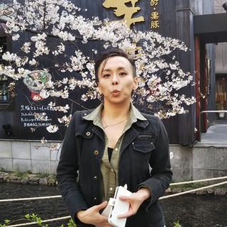 桜さんのヘアスナップ