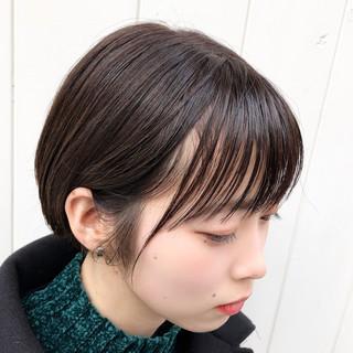 榎本樹道さんのヘアスナップ