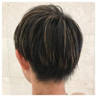 こなれ感 黒髪 アンニュイ ハイライト ヘアスタイルや髪型の写真・画像