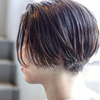スポーツ ショート クール ハンサムショート ヘアスタイルや髪型の写真・画像 ヘアスタイルや髪型の写真・画像