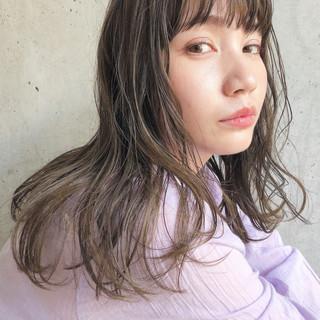 鶴野智恵子さんのヘアスナップ