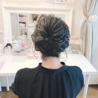 上品 エレガント 結婚式 ショートボブ ヘアスタイルや髪型の写真・画像 ヘアスタイルや髪型の写真・画像