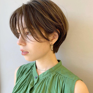 オフィス デート エレガント パーマ ヘアスタイルや髪型の写真・画像