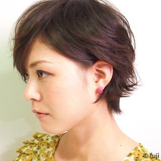 fujiさんのヘアスナップ