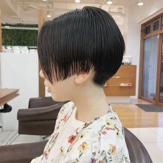 ナチュラル ショート ショートヘア 可愛い ヘアスタイルや髪型の写真・画像
