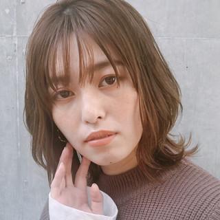 大人かわいい ヘアアレンジ ウルフカット エレガント ヘアスタイルや髪型の写真・画像