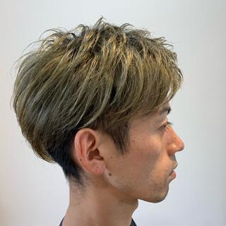 メンズ ストリート 大人ショート ショート ヘアスタイルや髪型の写真・画像