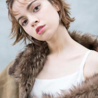 愛され ボブ フェミニン ヘアアレンジ ヘアスタイルや髪型の写真・画像