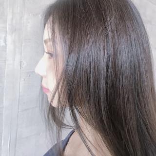 ナチュラル ワンカールスタイリング ワンカール セミロング ヘアスタイルや髪型の写真・画像 | ウラタニ アキナリ / ミラレスカ栄